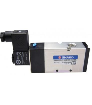 شیر برقی SHAKO مدل PU322-02S