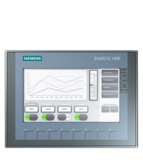 "اچ ام آی زیمنس SIMATIC HMI, KTP700 Basic DP 7"" TFT display"