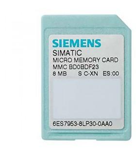 کارت حافظه s7-300 زیمنس 2MB