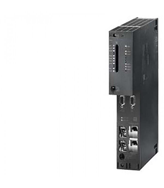 پکیج کامل شامل PLC زیمنس مدل CPU 412-5H با پاور DC
