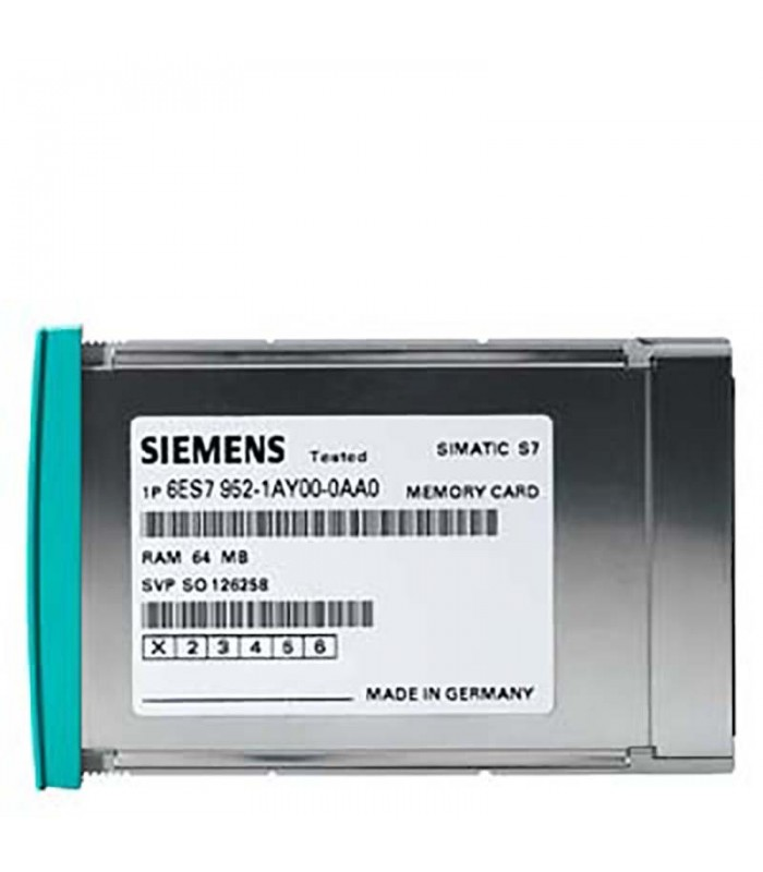 کارت حافظه S7-400 زیمنس 8MB از جنس فلش