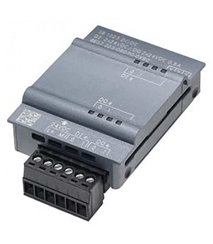 کارت ماژول گسترش ورودی و خروجی زیمنس SB 1223, 2 DI/2 DO, 2 DI 24 V DC/2 DO 24 V DC