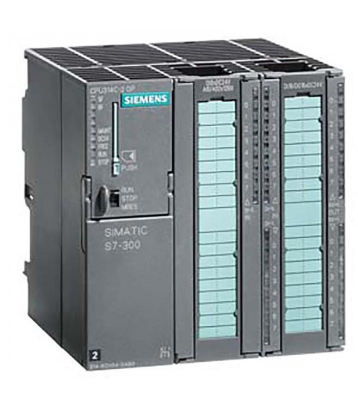 PLC زیمنس مدل CPU 314C-2 DP