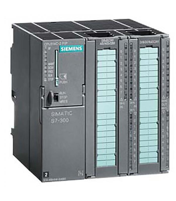 PLC زیمنس مدل CPU 314C-2 PTP
