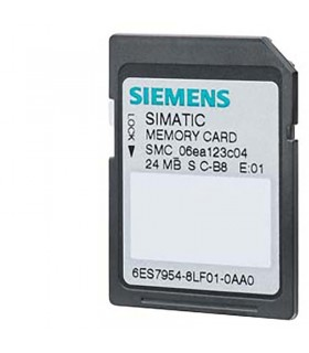 کارت حافظه S7-1200 زیمنس 24MB