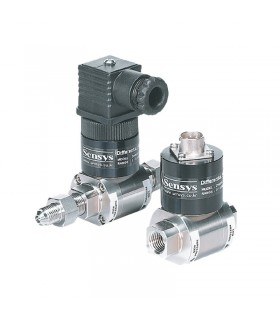 سنسور اختلاف فشار سنسیس 1 بار DWS H 0001 B 2 I A
