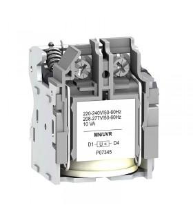 رله آندر ولتاژ کلید اتوماتیک تنظیمی اشنایدر