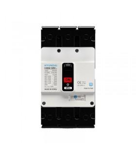 کلید اتوماتیک فیکس 500 آمپر 3 پل هیوندای