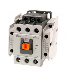 کنتاکتور 40 آمپر ال اس بوبین 110 ولت MC-40a