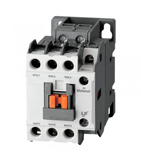 کنتاکتور 9 آمپر ال اس بوبین 24 ولت MC-9b