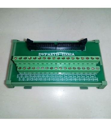 کارت ورودی DVPAETB-ID32A دلتا