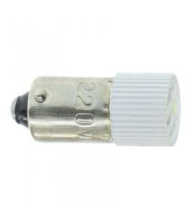 لامپ کنتاکت سفید رعد Lamp