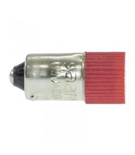 لامپ کنتاکت قرمز رعد Lamp