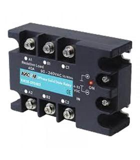رله SSR سه فاز کاکن KMSR-DT0104