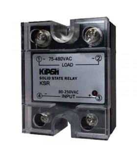 رله SSR تک فاز کیتاشی KSR-4825A