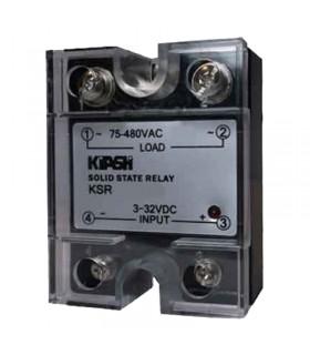 رله SSR تک فاز کیتاشی KSR-4825D
