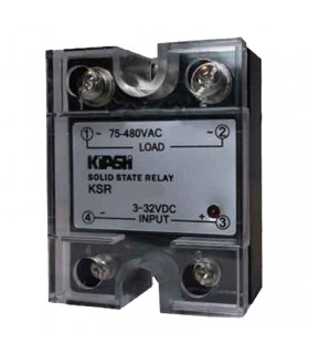 رله SSR تک فاز کیتاشی KSR-4850D