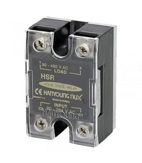 رله حالت جامد(SSR) تک فاز هانیانگ HSR-2A102Z