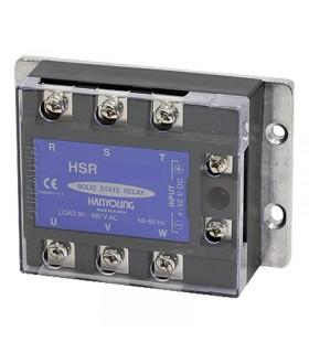 رله حالت جامد(SSR) سه فاز هانیانگ HSR-3A104Z