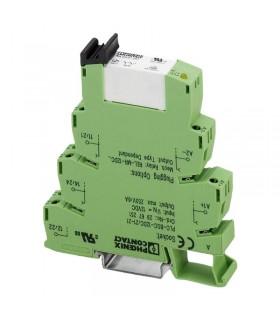 رله PLC فونیکس کنتاکت 24 ولت 6 آمپر PLC-RSC- 24DC/21