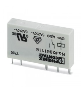 رله تک 230UC بدون پایه REL-MR- 60DC/21