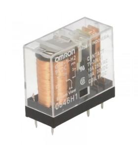 رله شیشه ای امرن 10 آمپر G2R-1-E 48DC