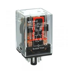 رله شیشه ای امرن 10 آمپر MK2P-I 110DC