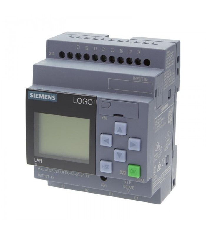 PLC لوگو مدل LOGO230 RCE,0BA8