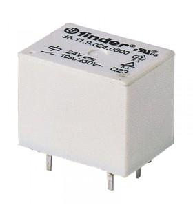 رله سرامیکی 24VDC فیندر تک کنتاکت 36.11.9.024