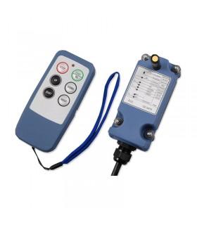 ریموت کنترل ساگا 4 کلید تک سرعت SAGA1-L6