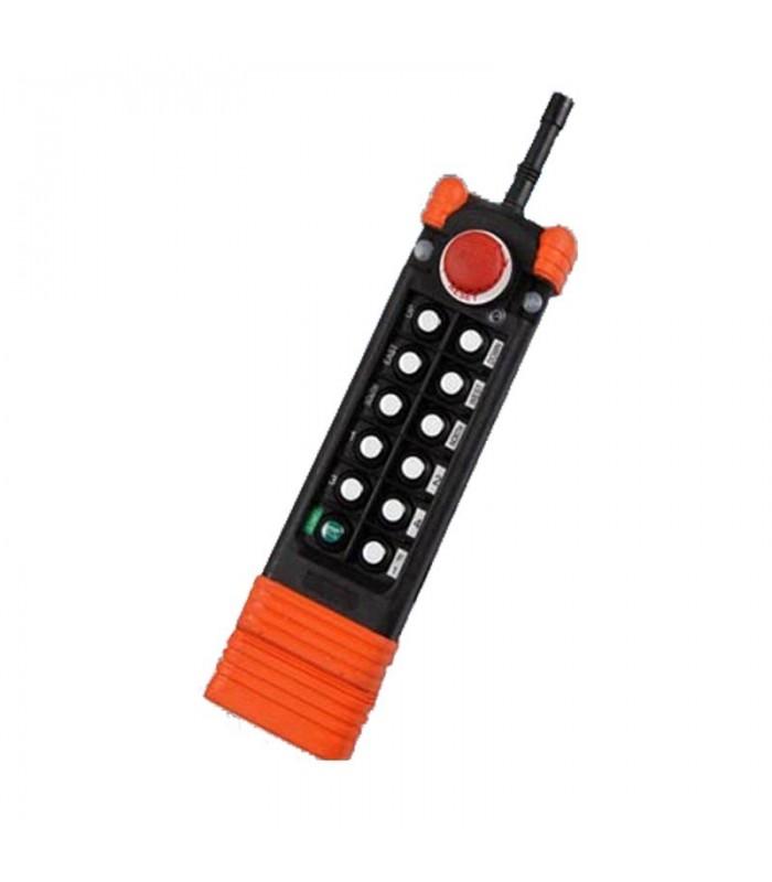ریموت کنترل ساگا 11 کلید دو سرعت SAGA1-L12