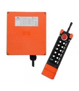 ریموت کنترل ساگا 11 کلید تک سرعت SAGA1-L12-1