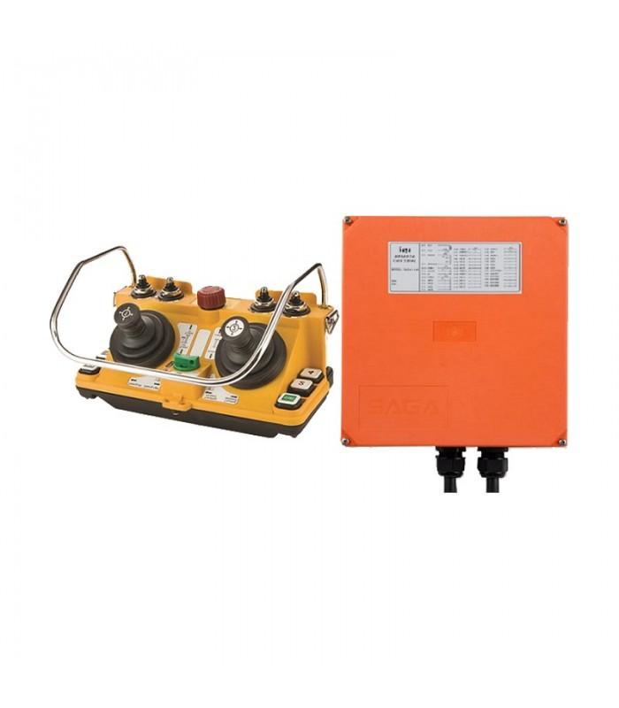 ریموت کنترل ساگا SAGA1-L40A