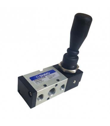 شیر کنترل دستی ساده شاکو (SHAKO) مدل TSV-8652-03/M