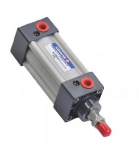 جک پنوماتیک یکطرفه چهارمیل 450*32 مدل SHAKO TC32B450