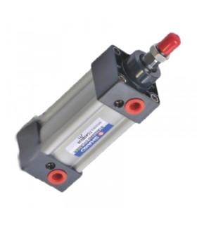 جک پنوماتیک یکطرفه چهارمیل 500*32 مدل SHAKO TC32B500