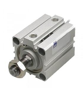 جک پنوماتیک مایندمن کامپکت دوطرفه 40*32 مدل MCJA-21-32-40