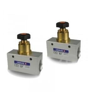 کنترل جریان سایز 3/8 مدل S-03P شاکو (SHAKO)