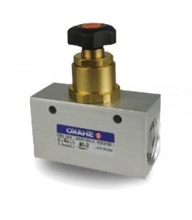 کنترل جریان سایز 1/2 مدل S-04P شاکو (SHAKO)