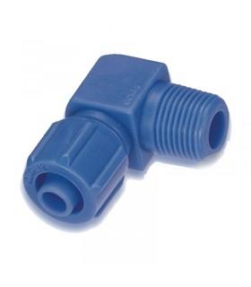 زانو مهره ای پلاستیکی سایز 3/8-10 سی دی سی (CDC)