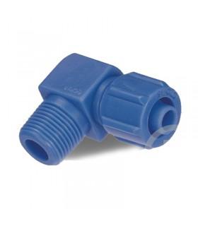 زانو مهره ای پلاستیکی سایز 1/8-6 سی دی سی (CDC)
