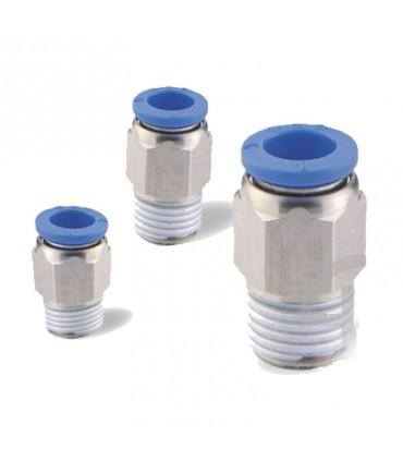 اتصال مستقیم پنوماتیک سایز 3/8-12 سی دی سی (CDC)