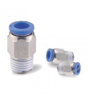 اتصال مستقیم پنوماتیک سایز 1/8-6 سی دی سی (CDC)