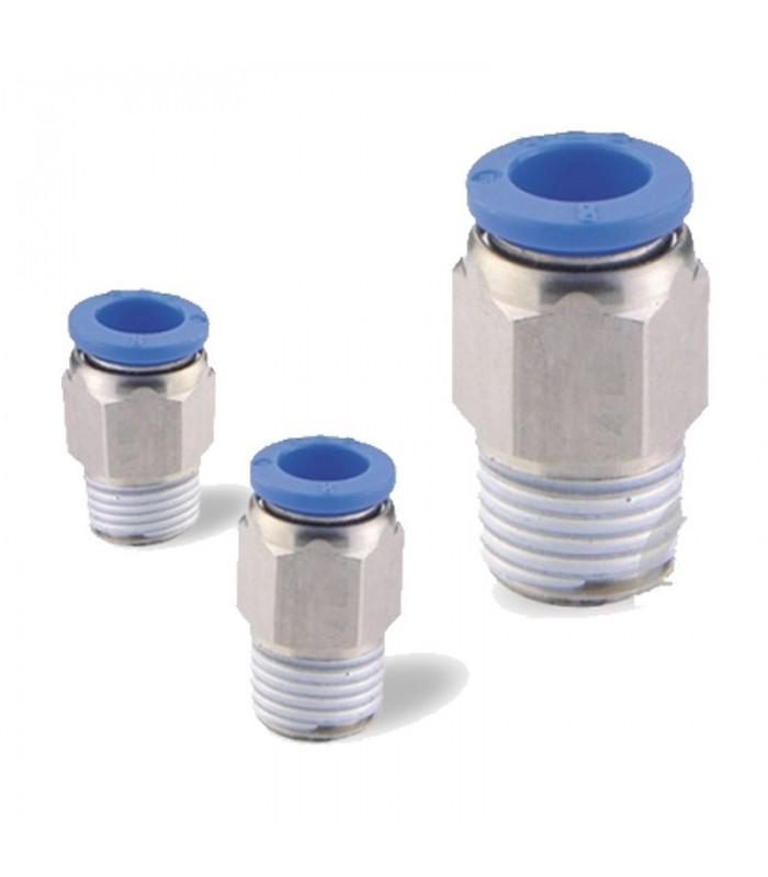 اتصال مستقیم پنوماتیک سایز 1/8-10 سی دی سی (CDC)