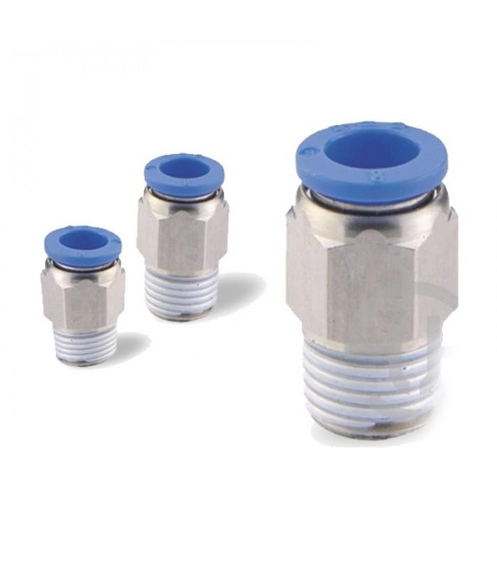 اتصال مستقیم پنوماتیک سایز 1/8-12 سی دی سی (CDC)