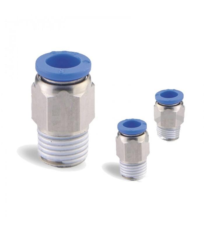 اتصال مستقیم پنوماتیک سایز 1/4-10 سی دی سی (CDC)