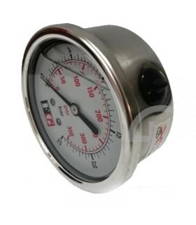 درجه فشار روغنی صفحه 6 سانت تابلویی 4 بار FG