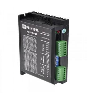 درایور استپ موتور پریموپال سه فاز، 3 سیم، جریان 8 آمپر p3st8082