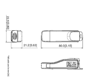 ابعاد مبدل ارتباطی دلتا IFD6500