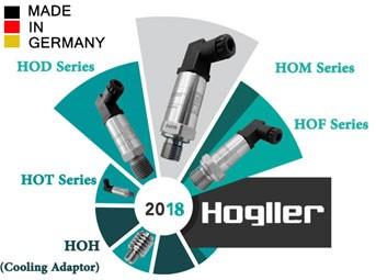 انواع سنسور فشار HOGLLER